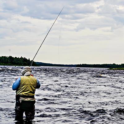 Fiske i Matkakoski