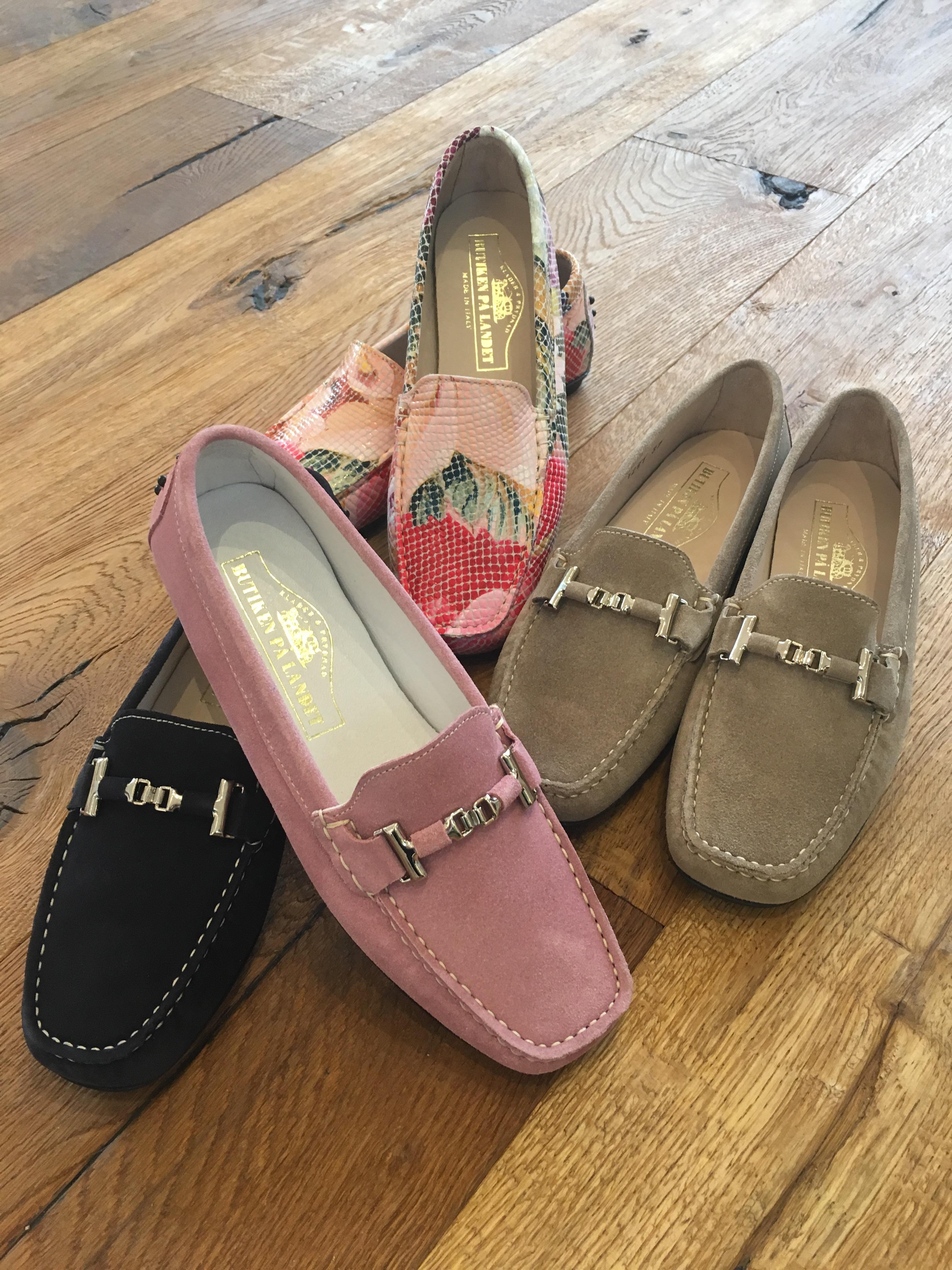 Vårfina loafers | Butiken på landet